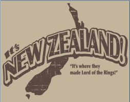 Jesse Pinkman's New Zealand by Monster-Mike