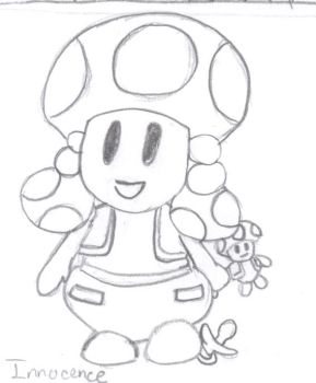 Toadette by DrippingRuby