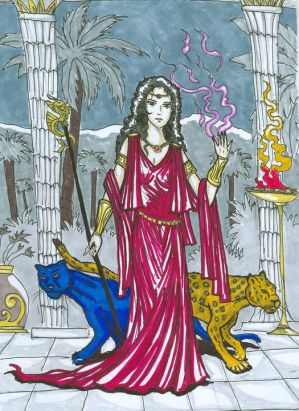 Circe Greek mythology