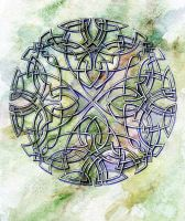 Celtic knot lesson 1 by Volya