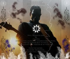 A Tribute to Paul Gray by DeathOfATragedy