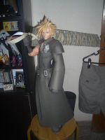 Cloud Strife 4 by Graphite88