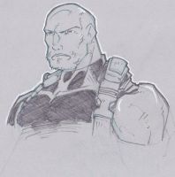 Clay Sketch for Issue 3 by kevinbriones