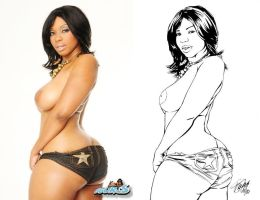 S DOT CARTER PANORAMA by Artistik-Bootya