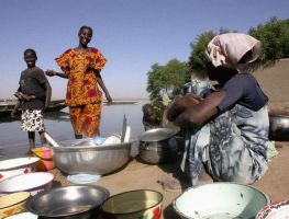 Banks of Niger by about-zero