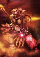 Gambit and the Goblin Gauntlets by jshoemake15