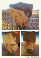 Cubee: Nathan Drake by Nonalizhus