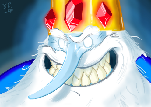 the Ice King by Mr-MegaTronic