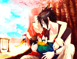 SasuSaku ::Beloved:: by kivi1230