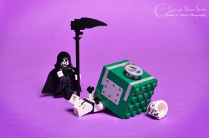 Lego Stormtroopers - The End by Jbressi