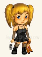 Death Note - Misa by Starke-Haz