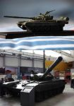 Russian T-72 by ChristoMan