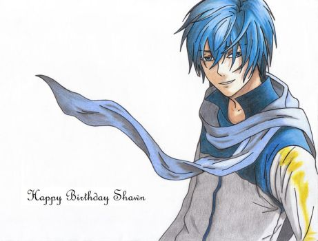 Happy Birthday Shawn!! by OanaChan