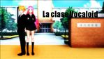 MMD Serie - La clase Vocaloid - Len x Luka by WorstSweetAddiction
