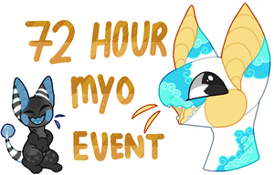[OPEN FINAL DAY] 72 Hour Luceling MYO Event by vapordog
