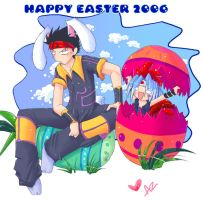 Happy Easter 2006 by Uberzers