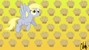 Derpy Hooves Wallpaper by SoupInsanity
