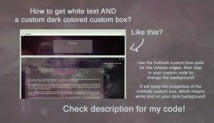 DARK custom box customization! by DemandinCompensation