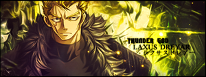 Laxus by direncefe