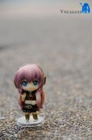 Vocaloid RQ Set Black: Luka 1 by ILICarrieDoll