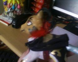 MLP Custom KHR Xanxus by Me pic 4 of 8 by FlutterValley