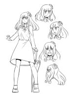 201701-07 Character Design by mechaFROG