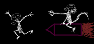 miss me? by madmanisme