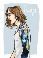 Thayer by LilyScribbles