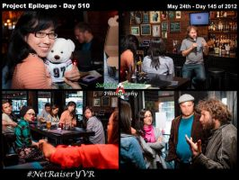 Day 510 - #NetRaiserYVR by AeroStrike