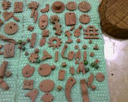Clay Jewellery's by mydream