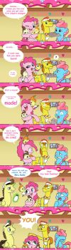Something about the Cakes by doubleWbrothers