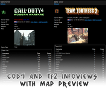 Extended Infoview for COD4+TF2 by zsdg07