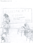 Study two: Assessments are a go~ by Snailcomicz