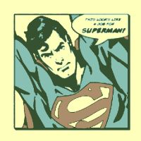 Superman pop art 5 by DevintheCool