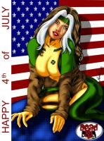 MARIAH BENES's ROGUE 2 by DeadDog2007