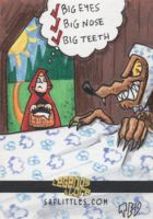 LL Little Red Riding Hood by tdastick