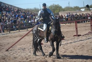 Jousting - 7 by Silver-Stock-Images