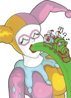 Musical Circus Express Color UNLETTERED by shaunC
