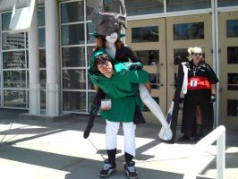 AX photos-link and midna by stabartist