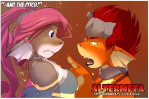 Altermeta - And the Pitch by Noben