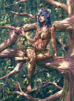 Tree seducer by solartistic