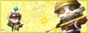 Teemo siggy for Youko by Merieth