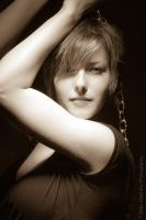 Simple Portrait by BrianMPhotography
