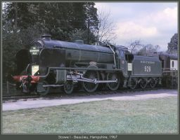 Stowe I by classictrains