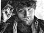 Danny Worsnop by SarahPancakes75