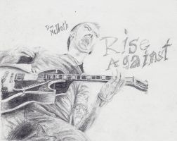 Tim McIlrath by Xnyl-TouIne