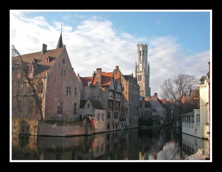 Bruges - Venice of the North by SmoothEyes