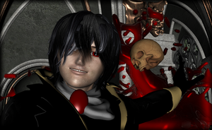 Lord Saito 3d -just another way to die- by Darkburster1