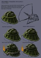 RM- Vanquisher Mini Turrets 2 by Harry-the-Fox