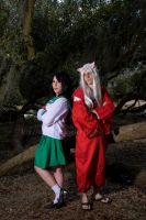 Inuyasha + Kagome3 by Nightmare-Lust